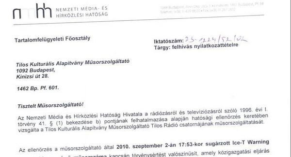 Beindult a cenzúra Magyarországon