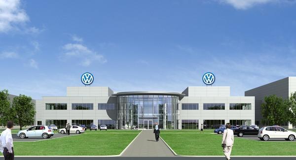 Amerikában lesz a világ legnagyobbja a VW