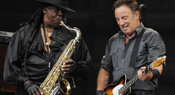 Elhunyt Clarence Clemons, Springsteen szaxofonosa