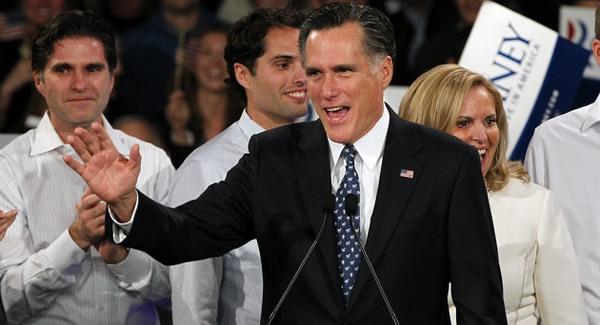 Romney a befutó, de ez még nem a célegyenes