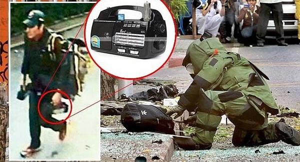 Rádióba szerelték az iráni pokolgépeket
