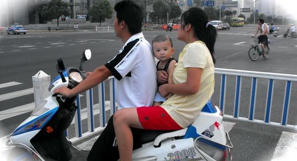 Brutál büntetés második gyerekért Kínában