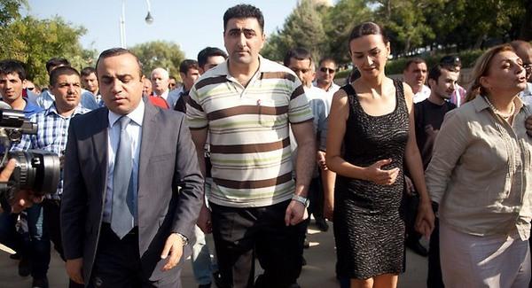 A magyarok az azeri kormányt hibáztatják