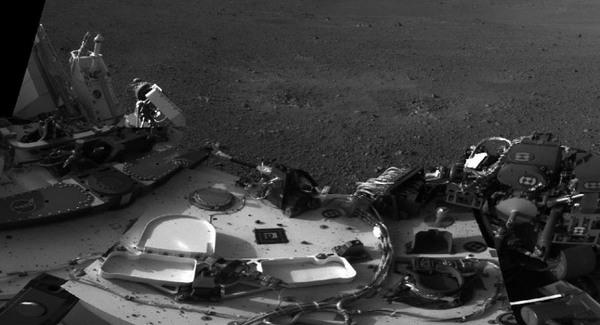 Hat fok van a Marson