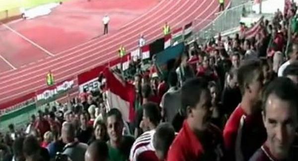 Üres nézőtér előtt játszik a magyar válogatott