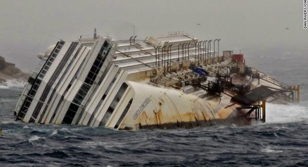 Megegyezést keres a Costa Concordia
