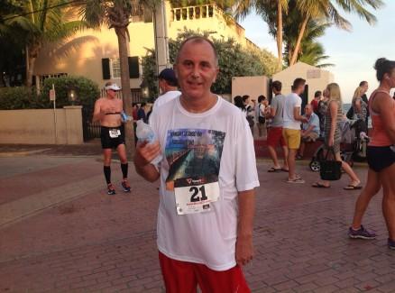 Magyar futósiker Floridában