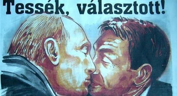 Aki Orbánra szavaz, az Putyinra szavaz