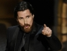 Christian Bale, a Harcos