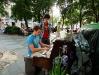 Szabadtéri zongorázás