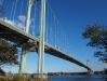 A Whitestone híd. Bronx.