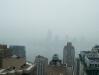 New Jersey ködös időben
