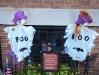Halloween előkészületek Brooklynban