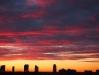 Tegnapi naplemente