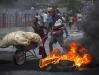 Haiti tüntetések